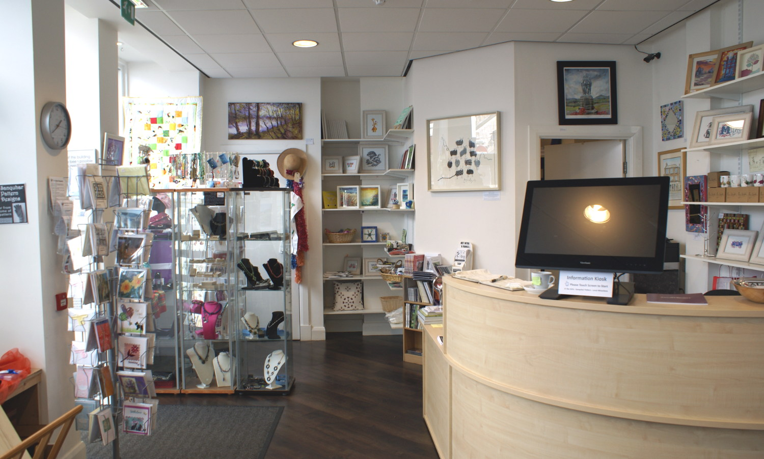 Picture of our shop