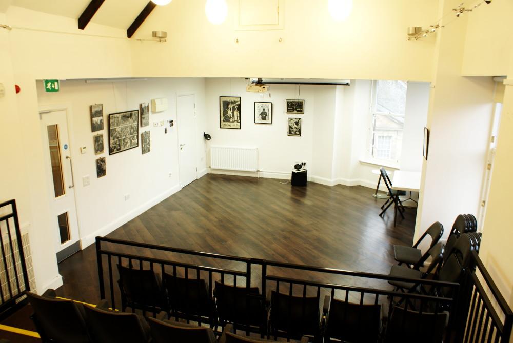 A' The Airts Film Club Sanquhar - A' The airts Theatre